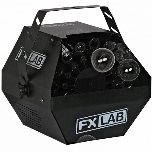 FX Lab Bubble Machine - Front